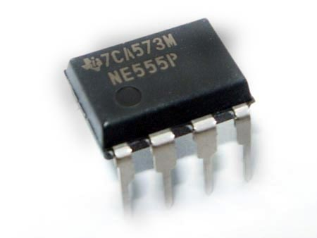 Микросхема таймер интегральный